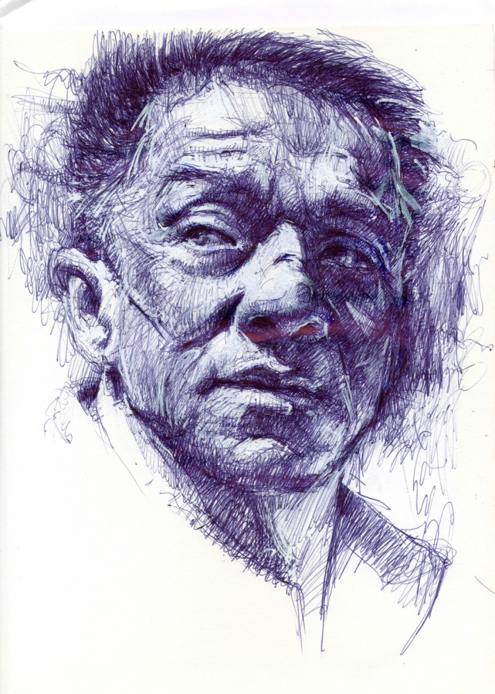 Jackie Chan by Vasiliy